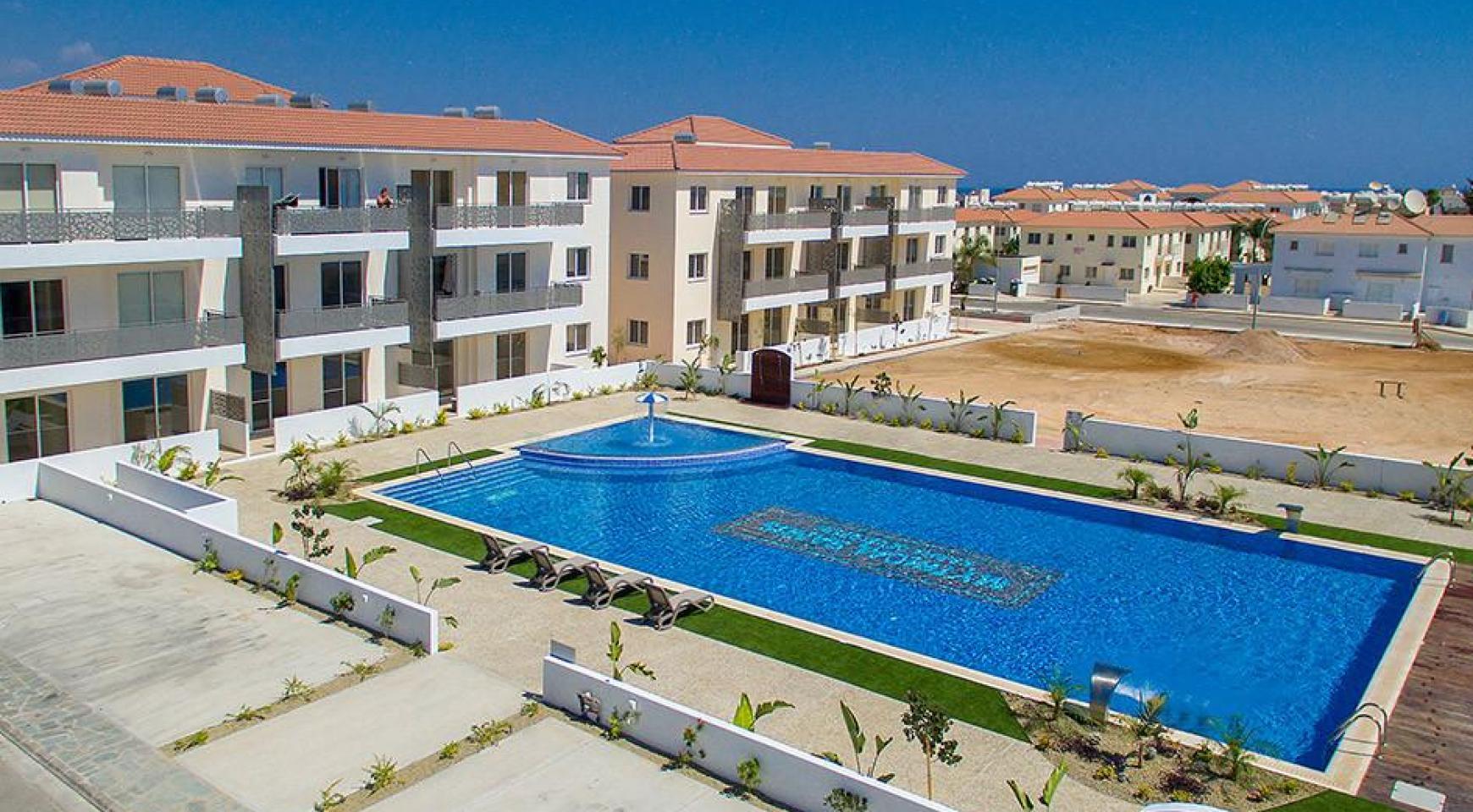 New 2 Bedroom Apartment in Kapparis - 8