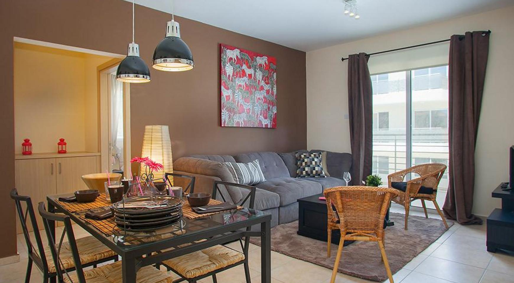 New 2 Bedroom Apartment in Kapparis - 1