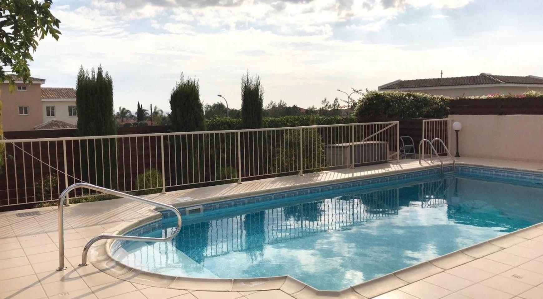 3 Bedroom Semi-Detached House with the Swimming Pool in Erimi Village - 9