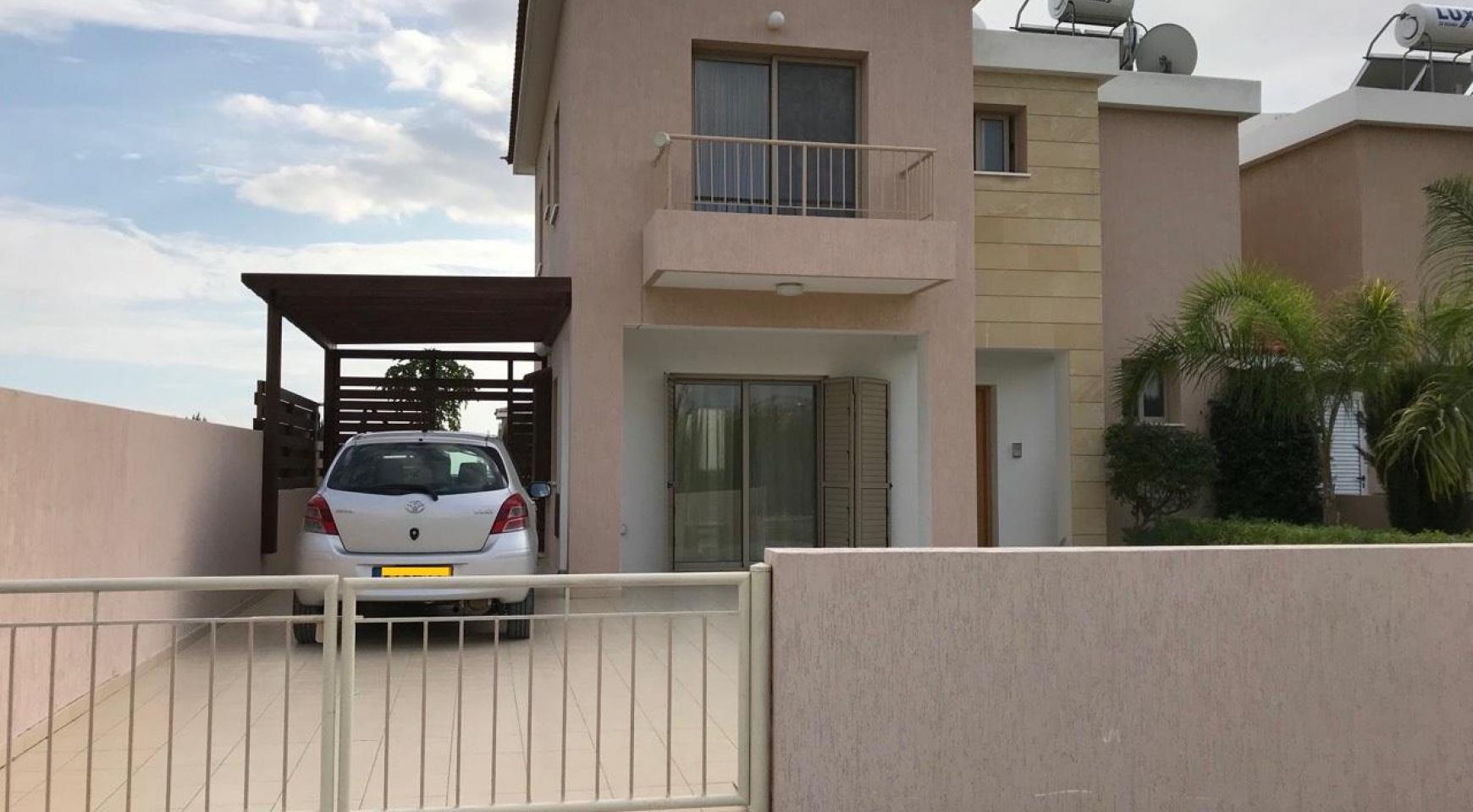 3 Bedroom Semi-Detached House with the Swimming Pool in Erimi Village - 6