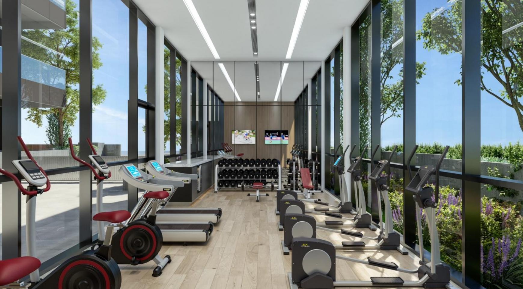 Urban City Residences, Block A. New Spacious 2 Bedroom Apartment 202 in the City Centre - 39