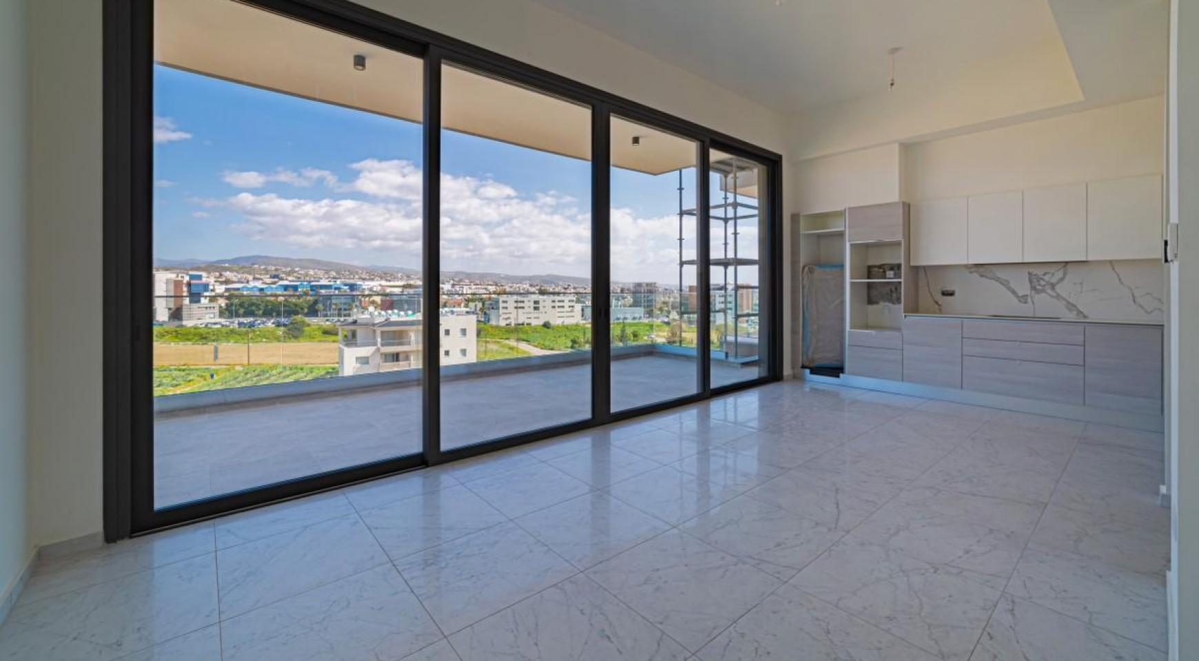 Urban City Residences, Block A. New Spacious 2 Bedroom Apartment 202 in the City Centre - 7