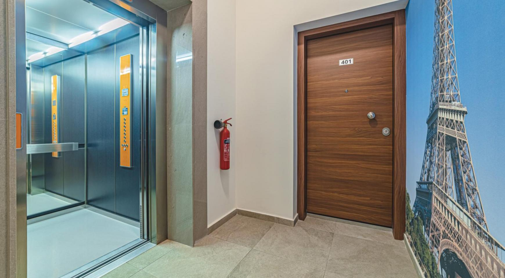 Urban City Residences, Apt. B 101. 3 Bedroom Apartment within a New Complex in the City Centre - 19
