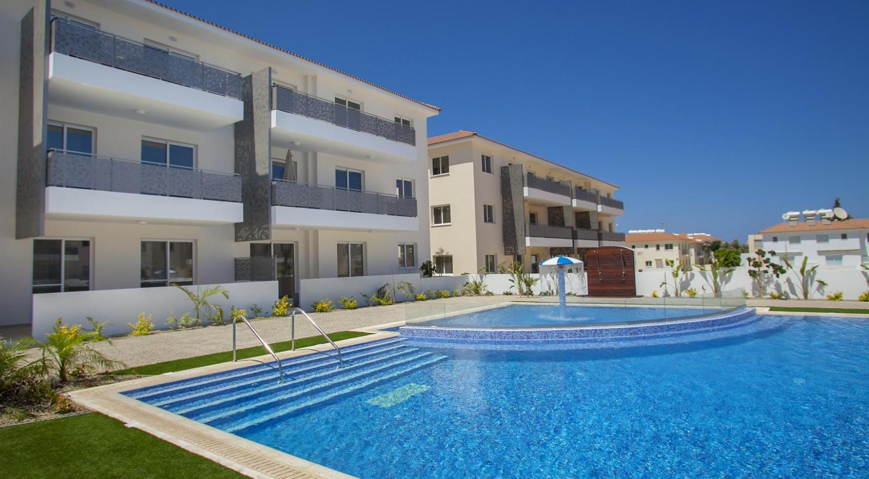 New 3 Bedroom Apartment in Kapparis Area - 28