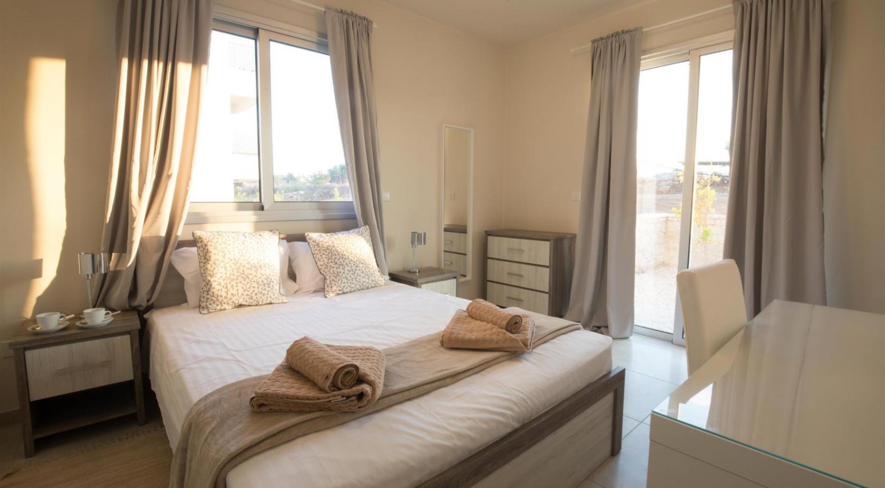 New 3 Bedroom Apartment in Kapparis Area - 11