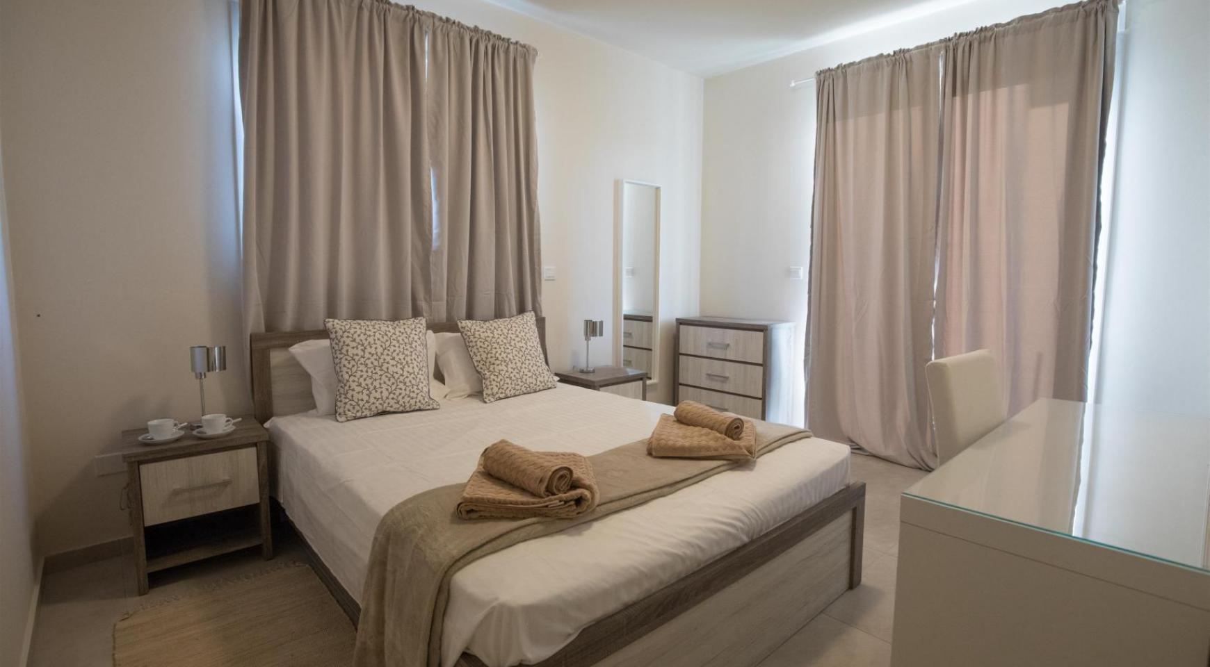 New 3 Bedroom Apartment in Kapparis Area - 13