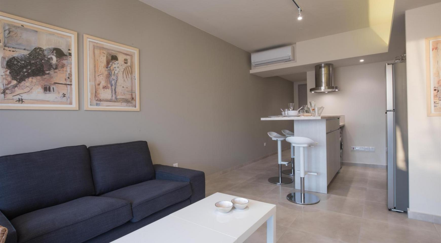 New 3 Bedroom Apartment in Kapparis Area - 2