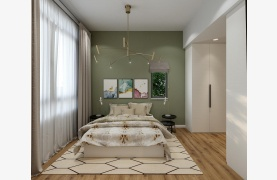 Urban City Residences, Block B. New Spacious 3 Bedroom Apartment 201 in the City Centre - 39