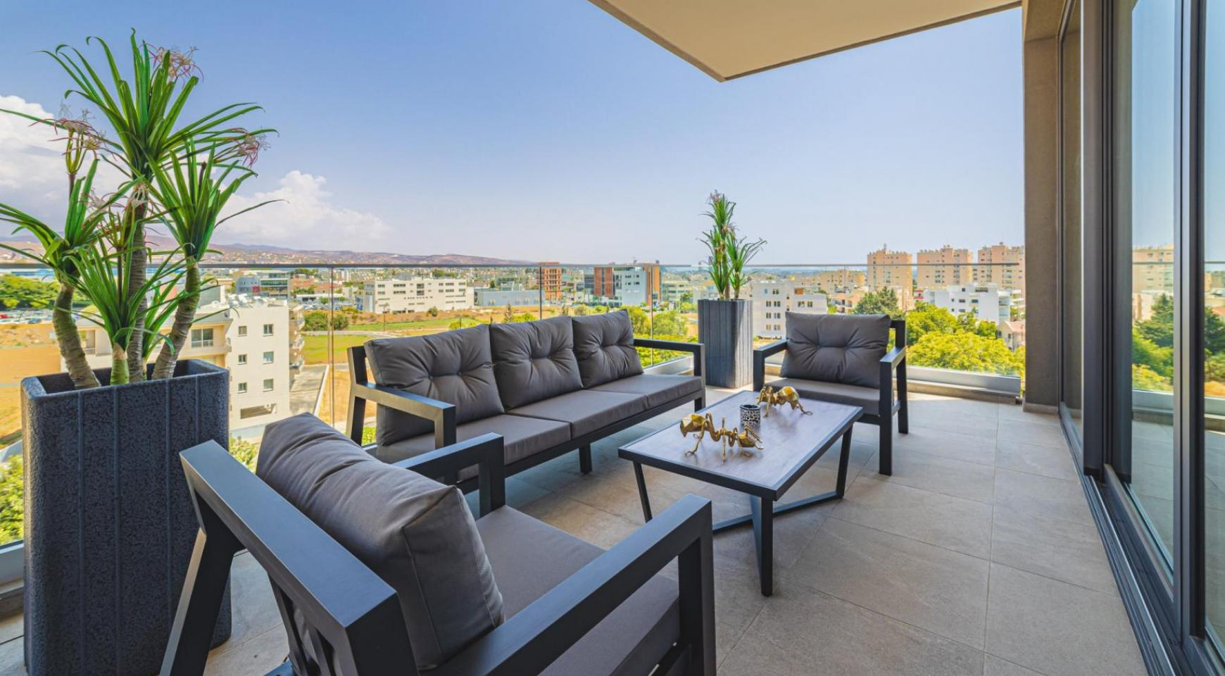 Urban City Residences, Apt. B 402. 2 Bedroom Apartment within a New Complex in the City Centre - 30