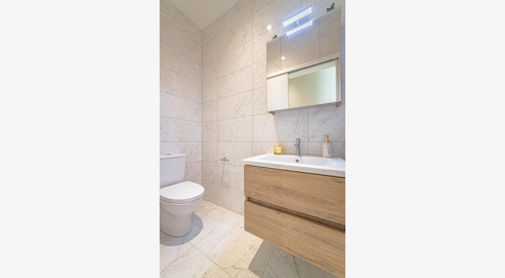 Urban City Residences, Apt. B 402. 2 Bedroom Apartment within a New Complex in the City Centre - 37