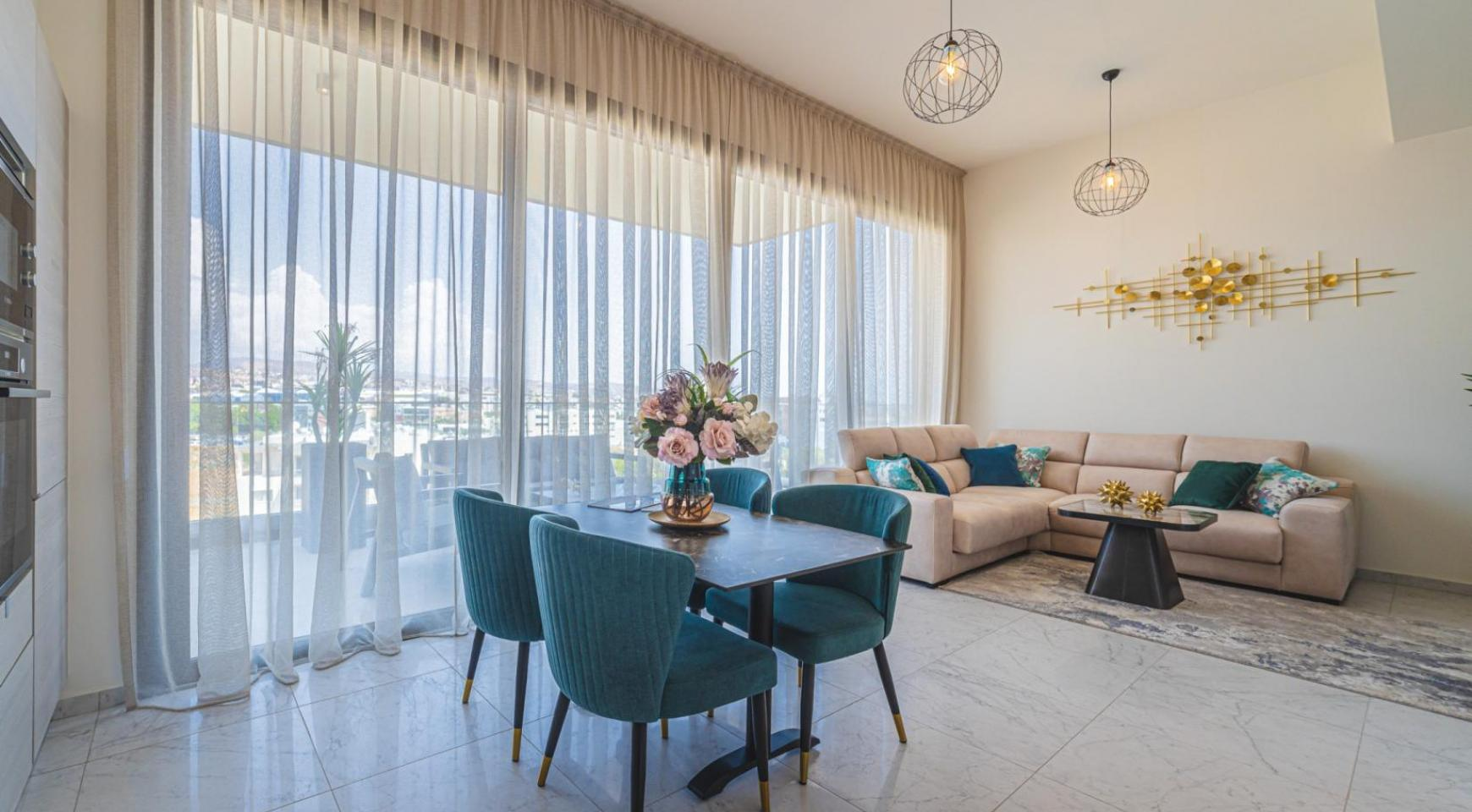 Urban City Residences, Apt. B 401. 3 Bedroom Apartment within a New Complex in the City Centre - 25