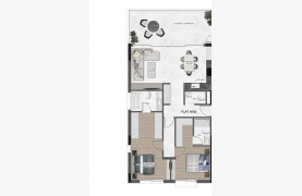 Urban City Residences, Block B. New Spacious 3 Bedroom Apartment 501 in the City Centre - 88