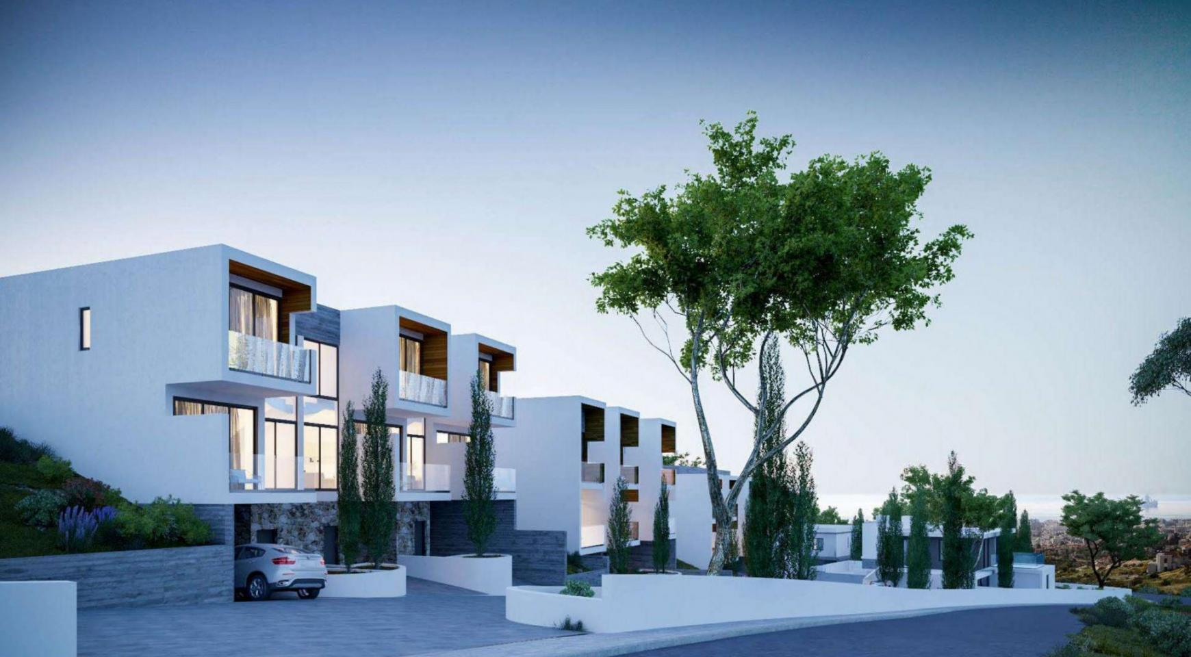 New Luxurious 2 Bedroom Townhouse in Agios Tychonas - 2