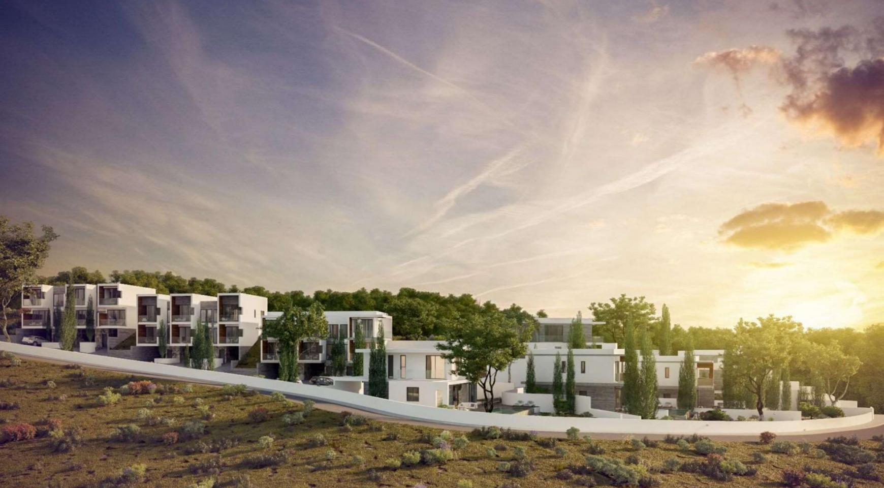 New Luxurious 2 Bedroom Townhouse in Agios Tychonas - 9