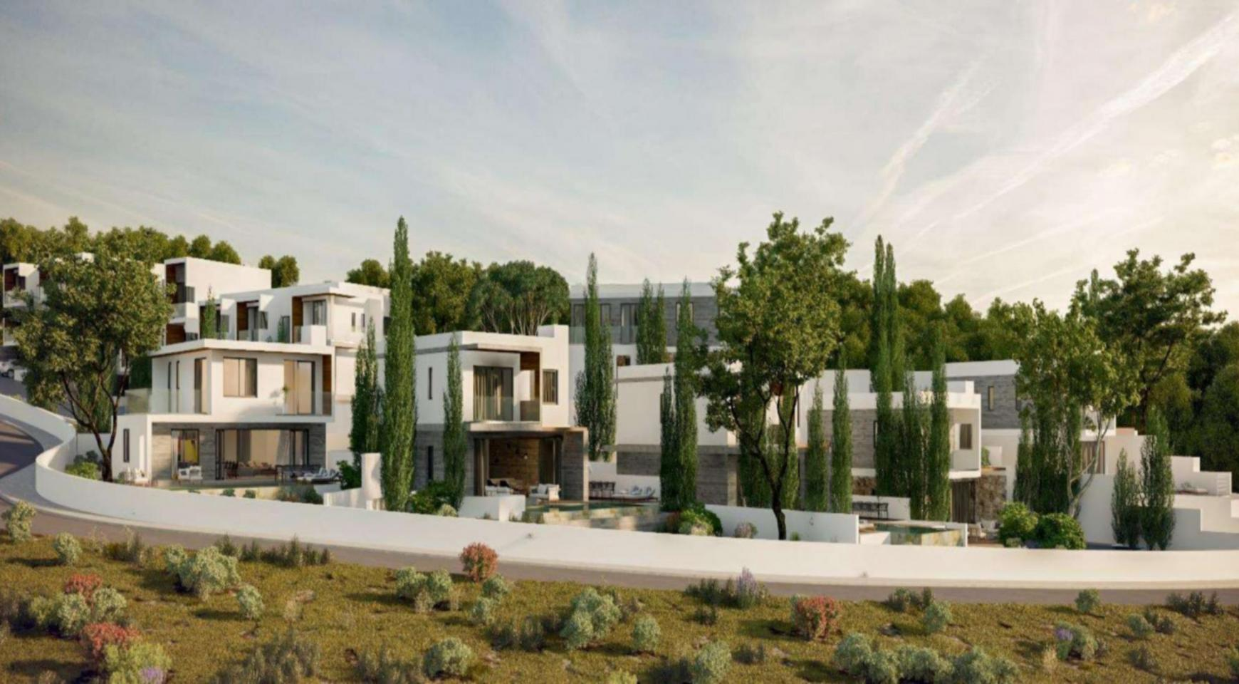 Luxurious 4 Bedroom Villa in New Project in Agios Tychonas Area - 10
