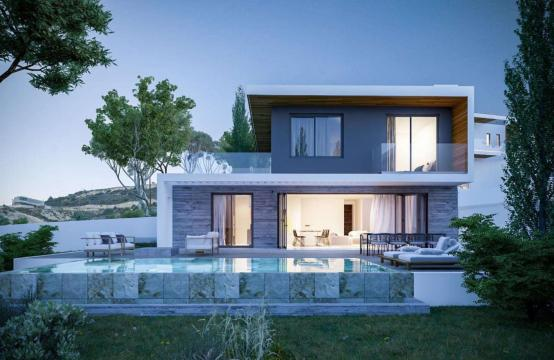 Luxurious 4 Bedroom Villa in New Project in Agios Tychonas Area
