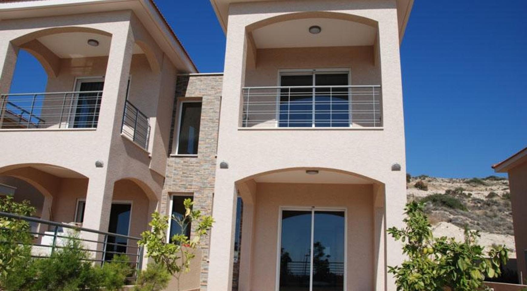 New 3 Bedroom House with Unobstructed Sea Views  - 1