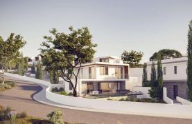 Luxurious 3 Bedroom Villa in a New Project in Agios Tychonas - 22