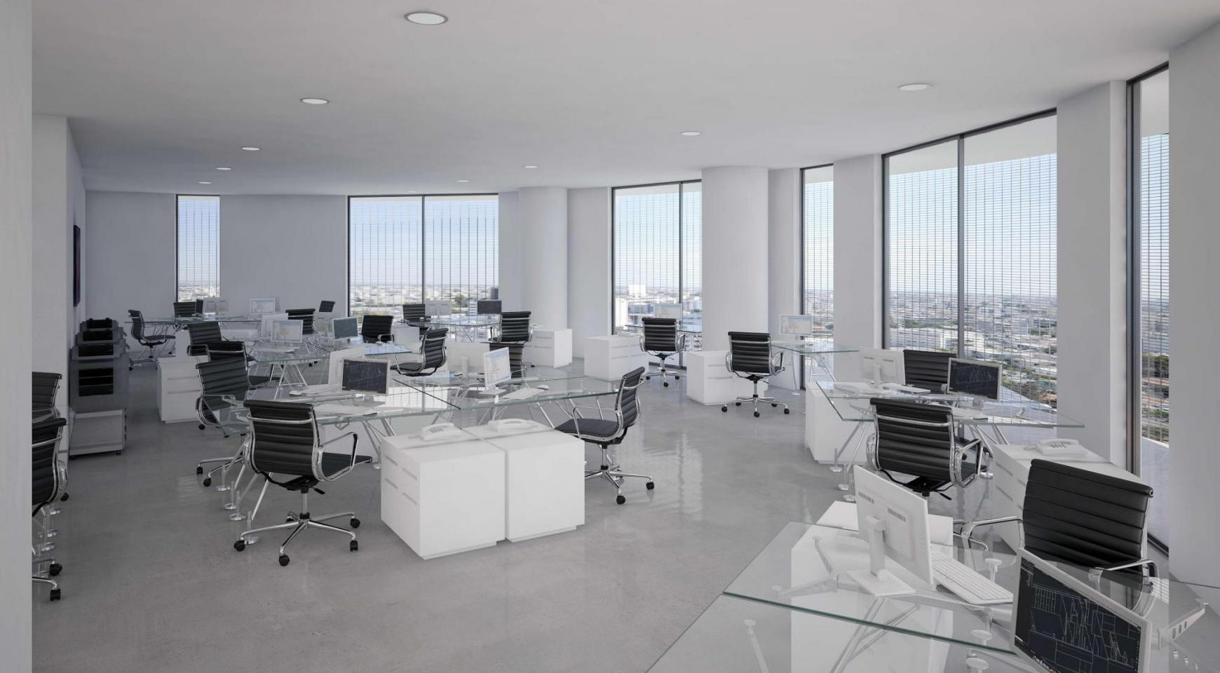 New Contemporary Office in the Town Centre - 9