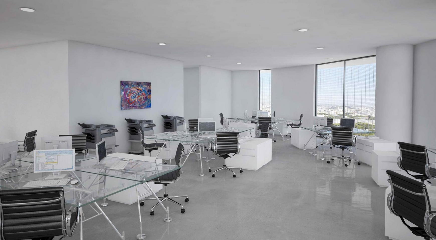 New Contemporary Office in the Town Centre - 8
