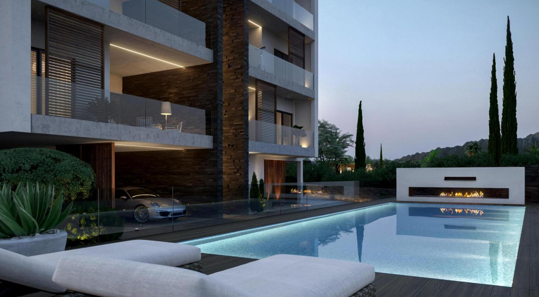 Modern 3 Bedroom Apartment in the Tourist area - 5