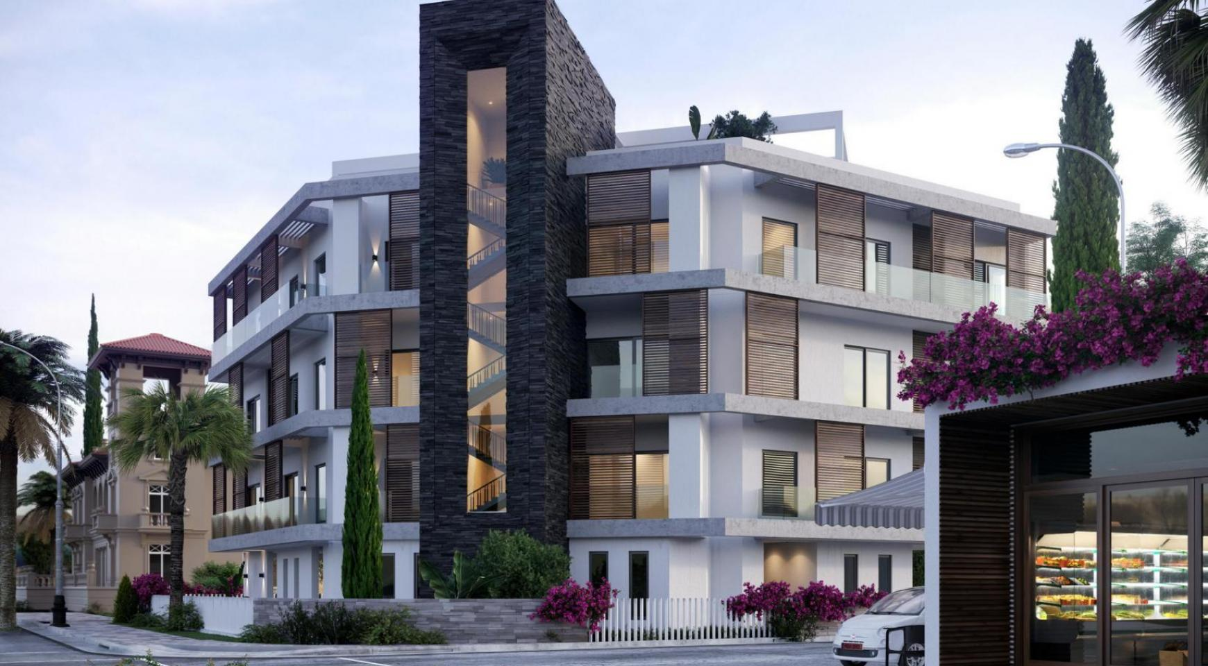 Modern 3 Bedroom Apartment in the Tourist area - 1
