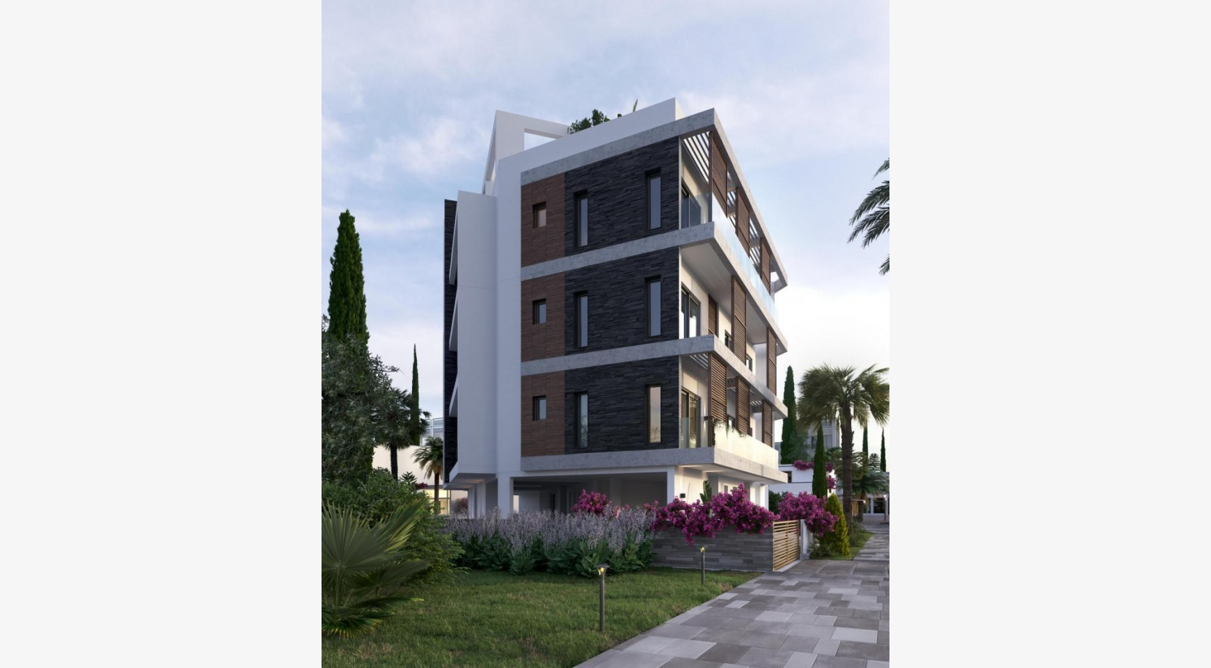Modern 3 Bedroom Apartment in the Tourist area - 4