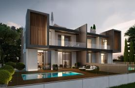 Modern 3 Bedroom Apartment with Private Garden and Swimming Pool - 10
