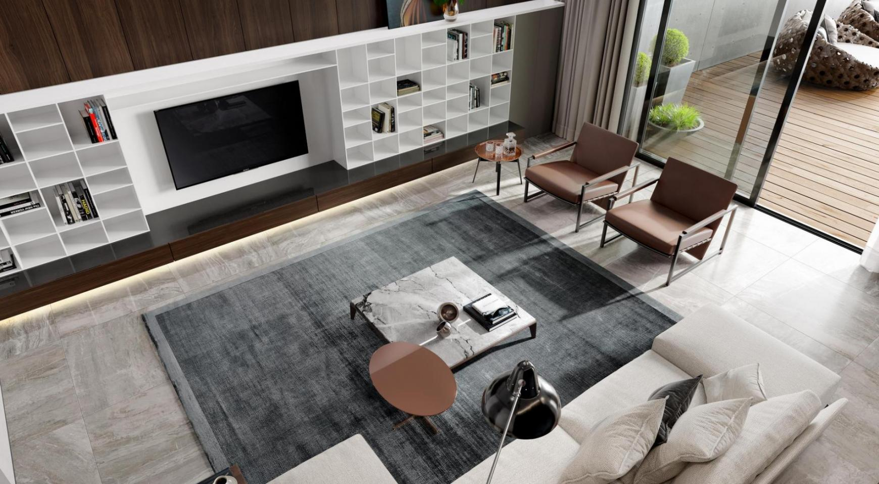 Modern 3 Bedroom Penthouse with Private Roof Terrace - 3