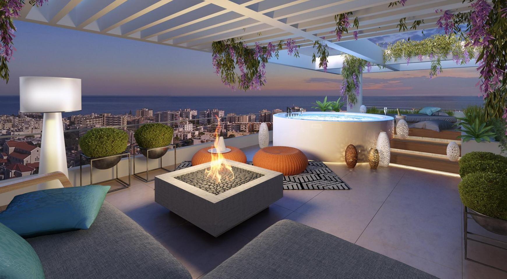Luxury 2 Bedroom Apartment in a New Complex in Potamos Germasogeia - 5
