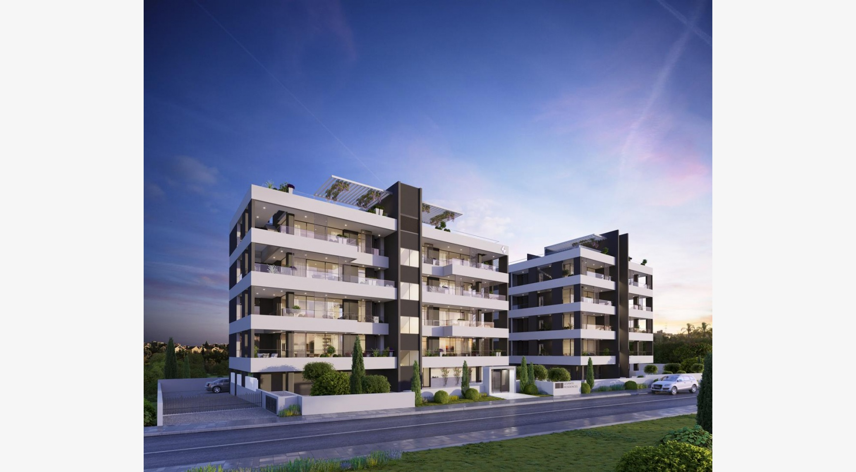 Luxury 2 Bedroom Apartment in a New Complex in Potamos Germasogeia - 2