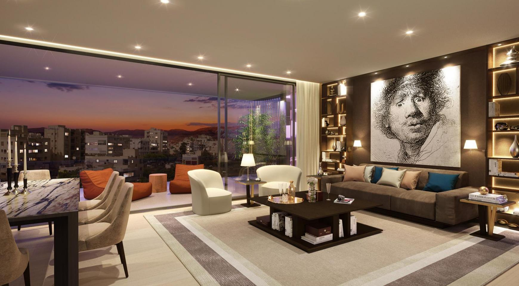 New 3 Bedroom Apartment in a Contemporary Building in City Centre - 6
