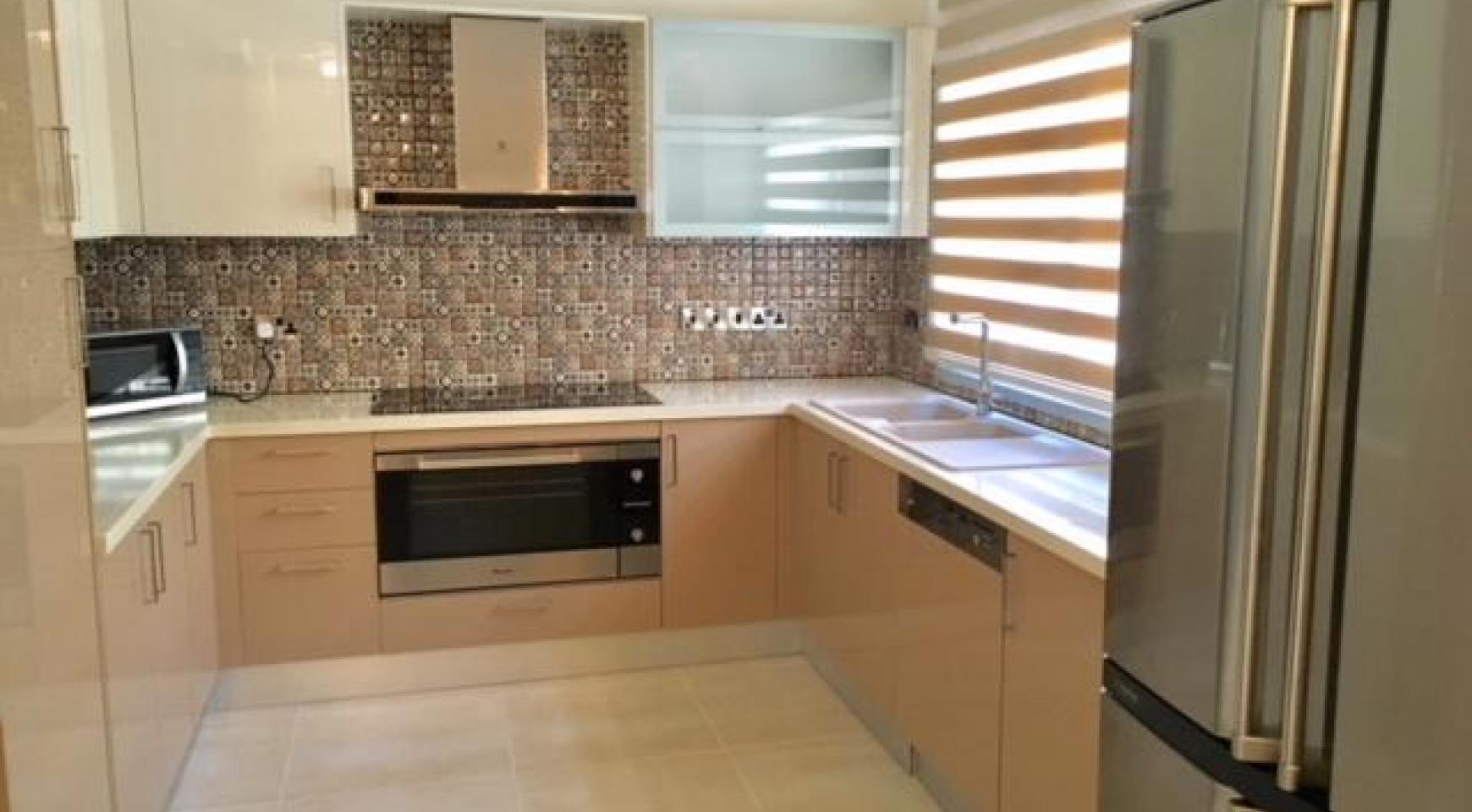 New 4 Bedroom Apartment in Germasogeia Village - 3
