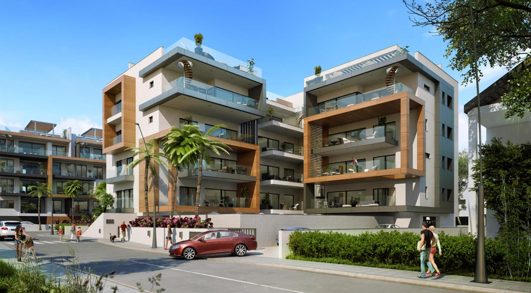 New Modern 3 Bedroom Apartment near the Sea - 1