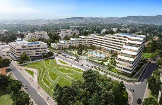 New 2 Bedroom Apartment within a Contemporary Complex in Potamos Germasogeia Area