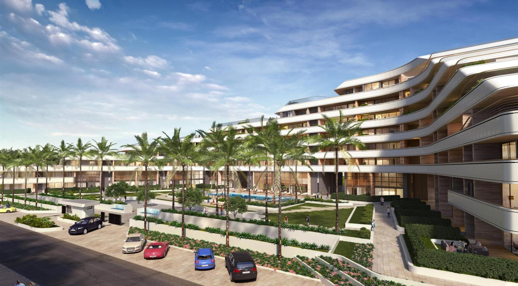 New 3 Bedroom Apartment within a Contemporary Complex in Potamos Germasogeia Area - 6