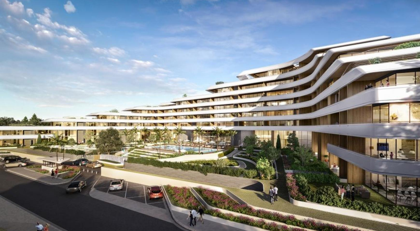New 3 Bedroom Apartment within a Contemporary Complex in Potamos Germasogeia Area - 5