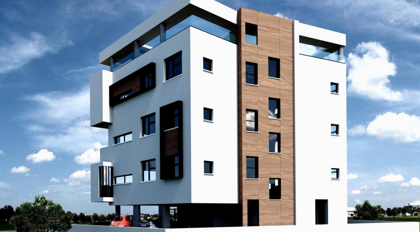 Residential Building of 6 Apartments in Ayia Phyla Area - 3