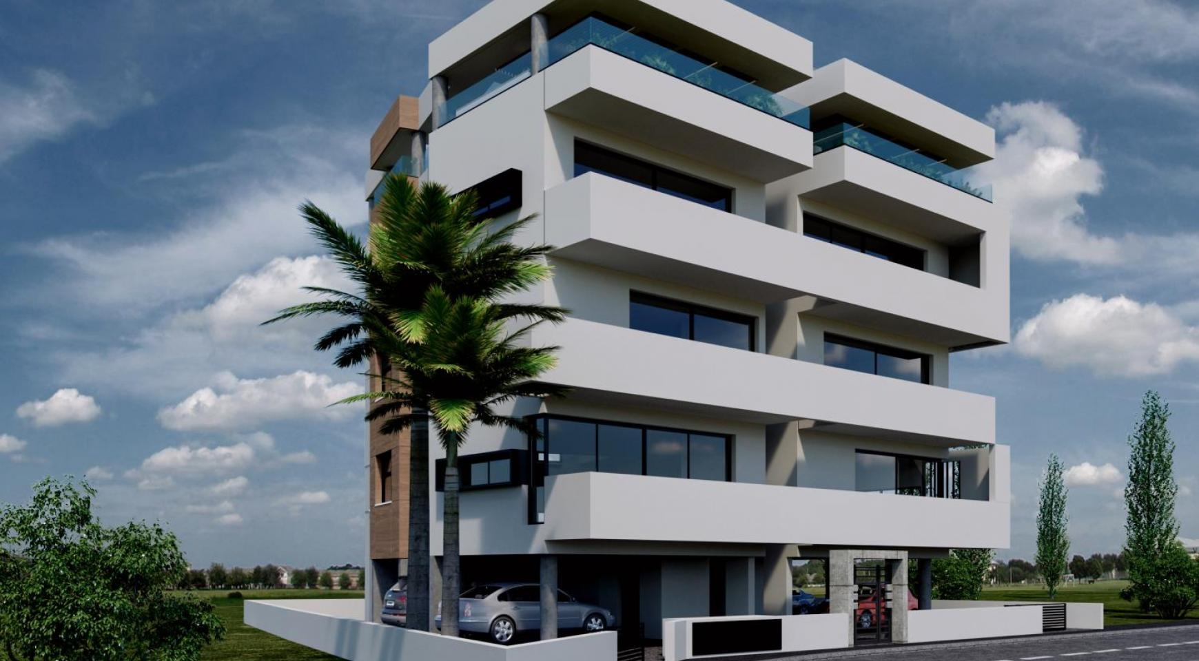 Residential Building of 6 Apartments in Ayia Phyla Area - 1