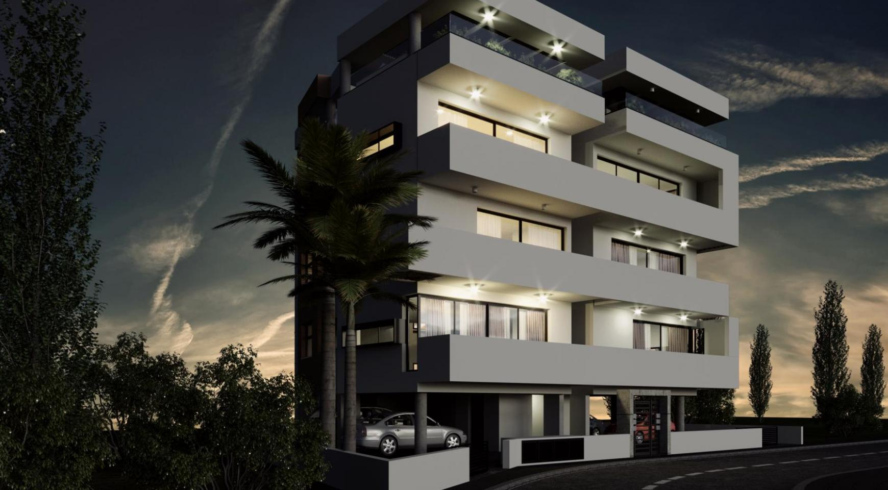 Residential Building of 6 Apartments in Ayia Phyla Area - 6