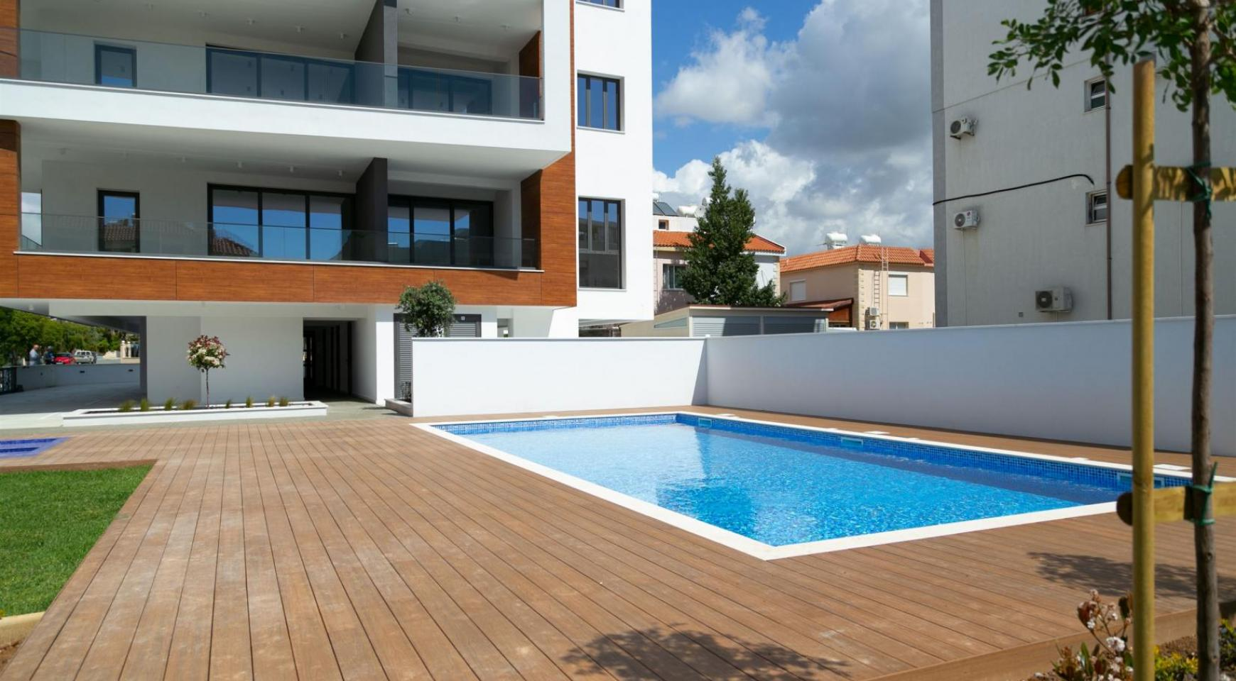 Malibu Residence. Modern 3 Bedroom Apartment 103 in Potamos Germasogeias Area - 4