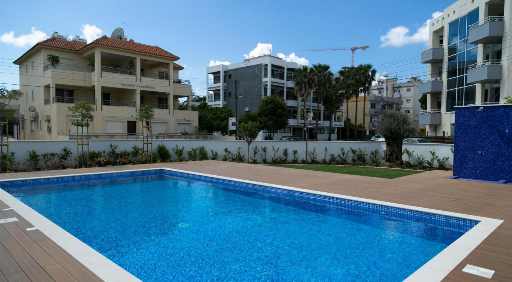 Malibu Residence. Contemporary 2 Bedroom Apartment 201 in Potamos Germasogeia - 10