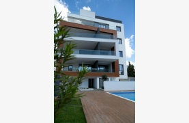 Malibu Residence. Contemporary 2 Bedroom Apartment 201 in Potamos Germasogeia - 23