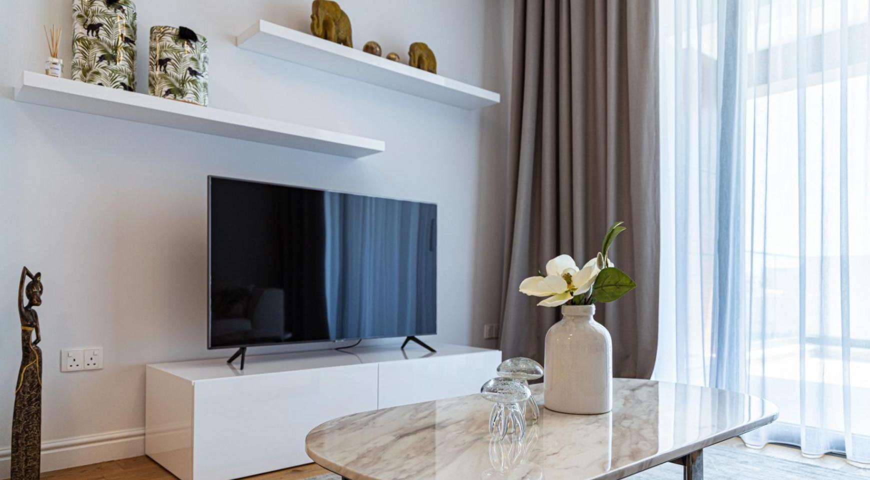 Parkside Residence, Apt. 103. 3 Bedroom Apartment within a New Complex in the Tourist Area - 19