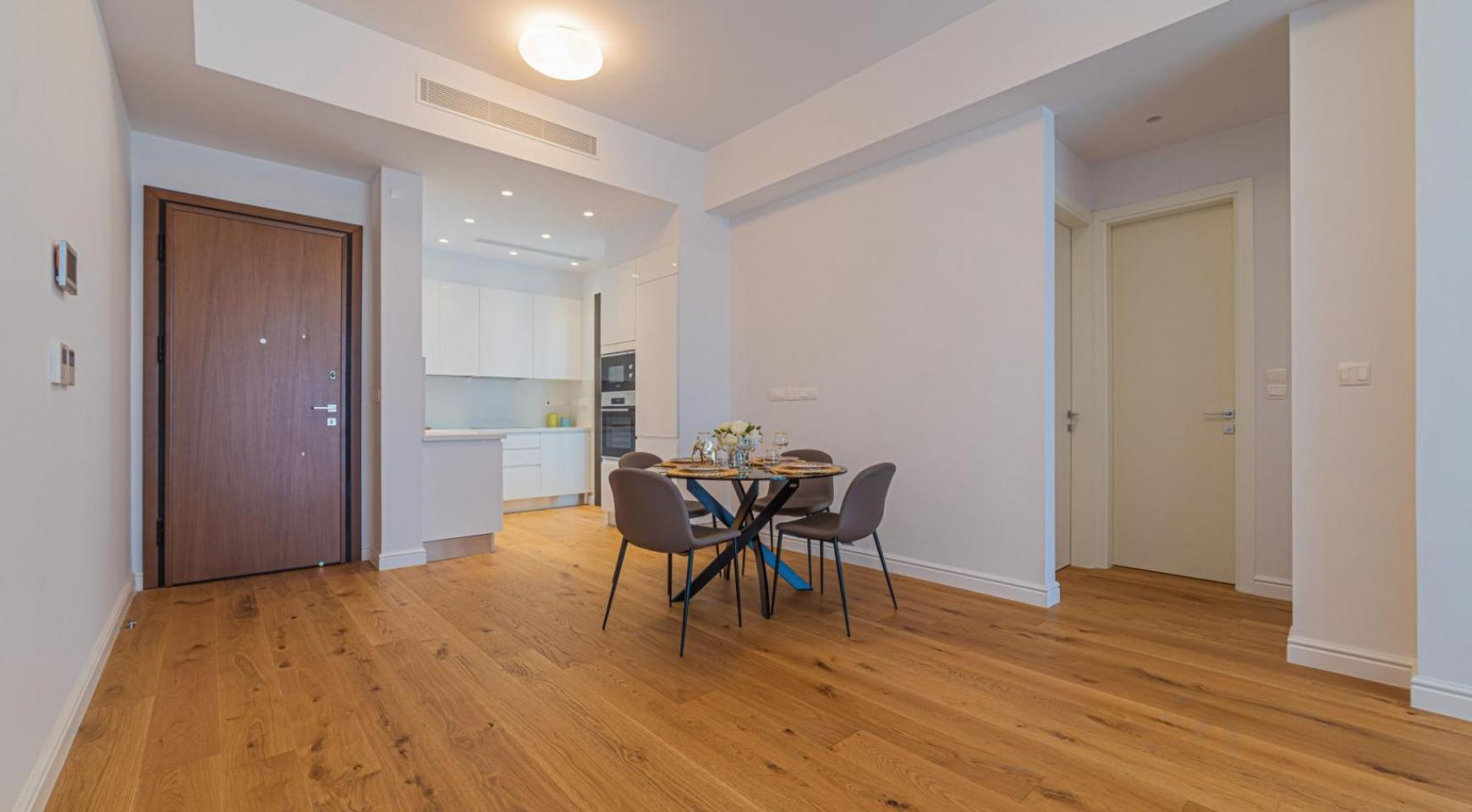 Parkside Residence, Apt. 103. 3 Bedroom Apartment within a New Complex in the Tourist Area - 20