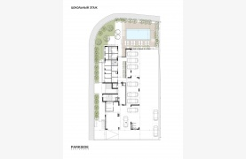 Parkside Residence. Spacious 3 Bedroom Apartment 103 in the Tourist Area  - 40