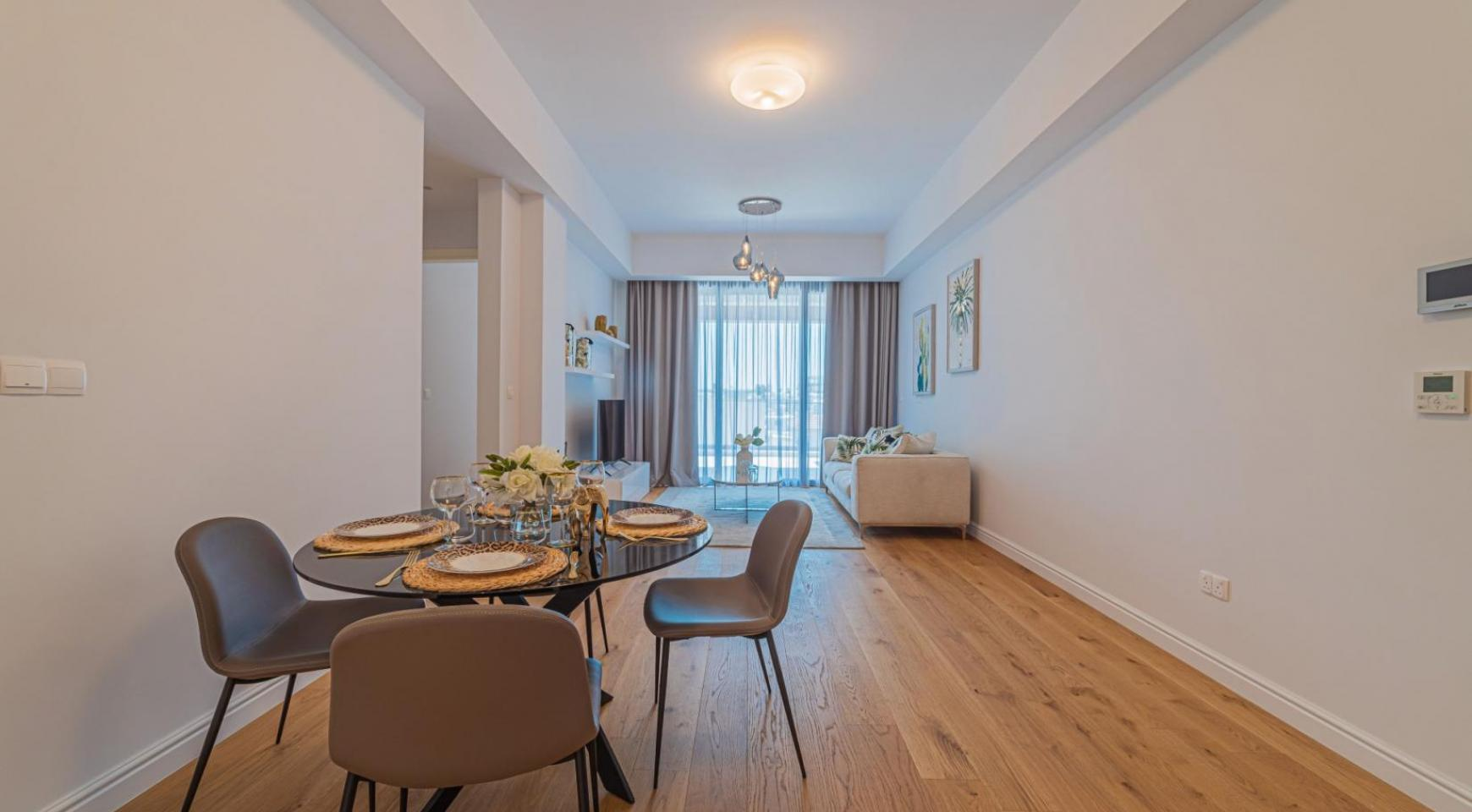 Parkside Residence, Apt. 202. 3 Bedroom Apartment within a New Complex in the Tourist Area - 20