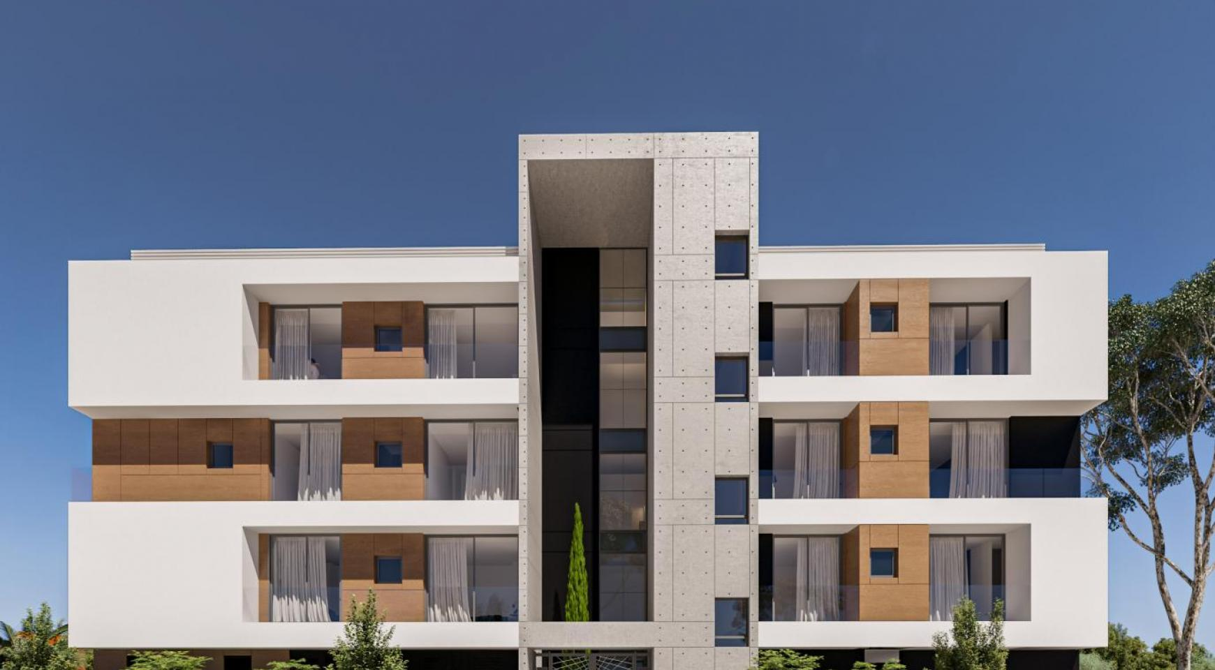 Parkside Residence, Apt. 202. 3 Bedroom Apartment within a New Complex in the Tourist Area - 3