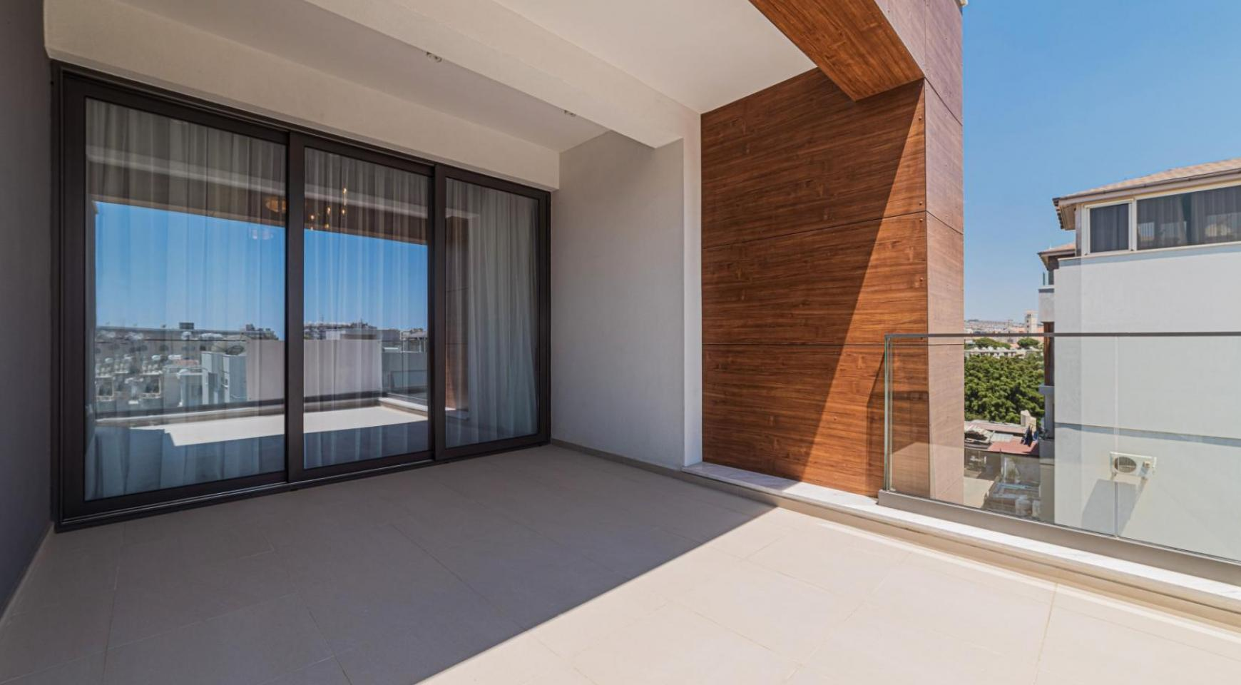 Parkside Residence, Apt. 301. 3 Bedroom Penthouse within a New Complex in the Tourist Area - 29