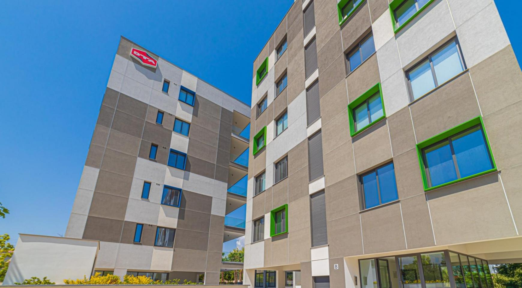 Urban City Residences, B 301. 3 Bedroom Apartment within a New Complex in the City Centre - 9